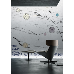 The Deep Wild Space Wall and Deco I Décor mural vendu au m2